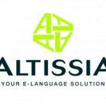 Altissia Logo Font