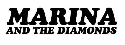 Marina and the Diamonds Logo Font