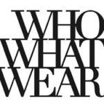 Who What Wear Logo Font