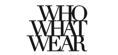 Who What Wear Logo Font