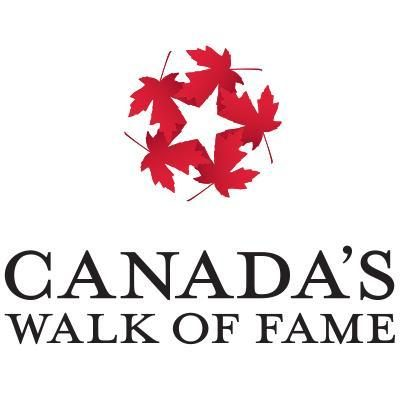 Fonts Logo » Canada`s Walk of Fame Logo Font
