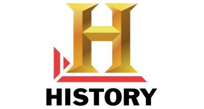 History Logo Font