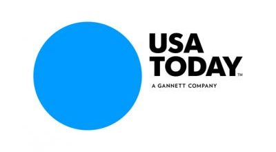 USA Today Logo Font