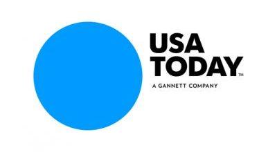 USA Today Logo Font