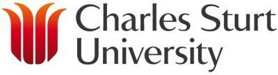 Charles Sturt University Logo Font