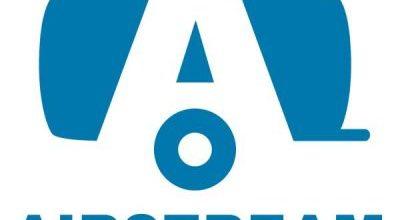 Airstream Logo Font