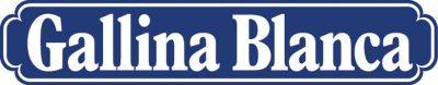 Gallina Blanca Logo Font