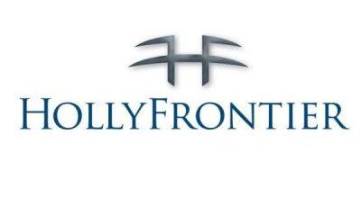 HollyFrontier Logo Font