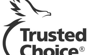 Trusted Choice Logo Font