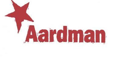 Aardman Logo Font