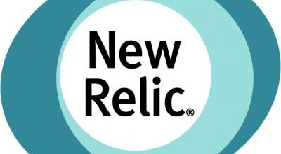 New Relic Logo Font