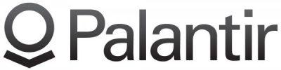 Palantir Logo Font