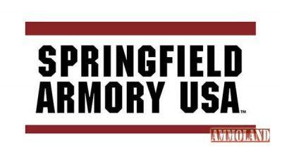 Springfield Armory Logo Font