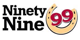 99 Restaurant Logo Font