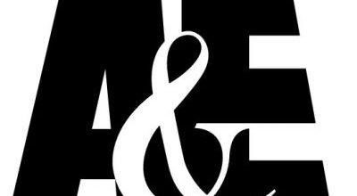 A&E Logo Font