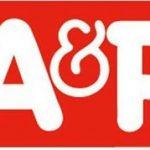 A&P Logo Font