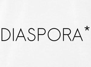 Diaspora Logo Font