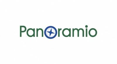 Panoramio Logo Font