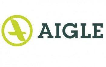 Aigle Logo Font