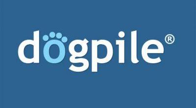 Dogpile Logo Font