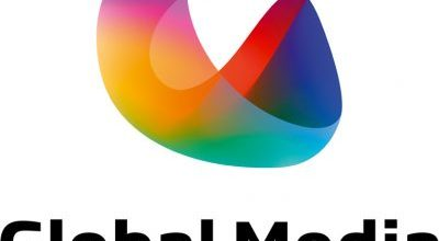 Global Media Group Logo Font