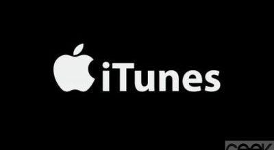 iTunes Logo Font