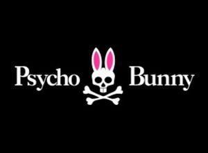 Psycho Bunny Logo Font