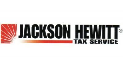 Jackson Hewitt Logo Font
