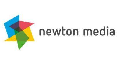 Newton Media Logo Font