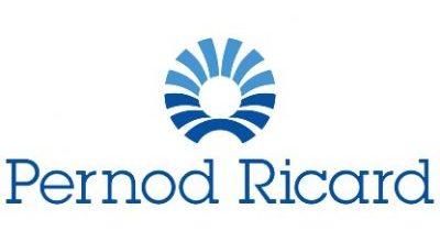 Pernod Ricard Logo Font