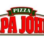 Papa John`s Pizza Logo Font