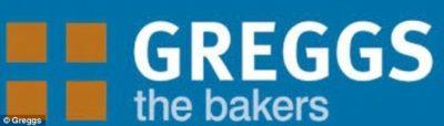 Greggs Logo Font
