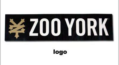 Zoo York Logo Font
