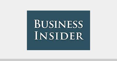 Business Insider Logo Font