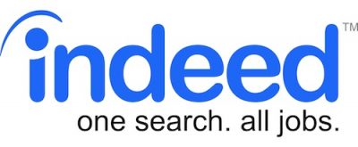 Indeed Logo Font