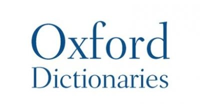 Oxford Dictionaries Logo Font