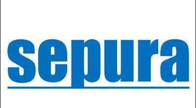 Sepura Logo Font