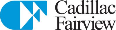 Cadillac Fairview Logo Font