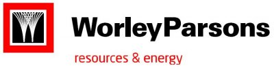 WorleyParsons Logo Font