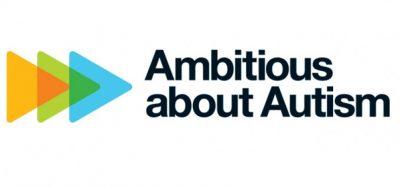 Ambitious about Autism Logo Font