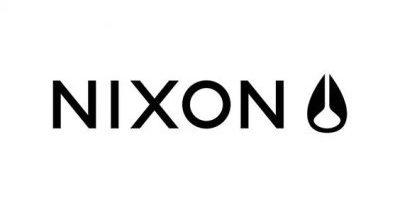 Nixon Logo Font