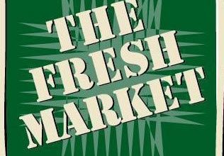 The Fresh Market Logo Font