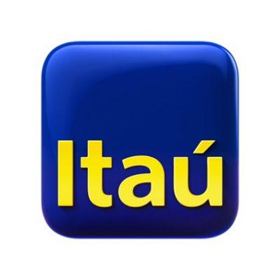 Fonts Logo » Itau Unibanco Logo Font