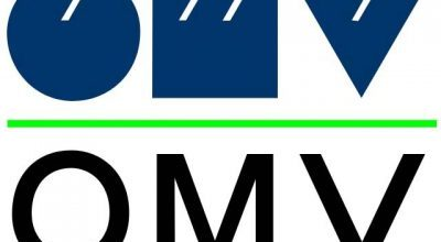 OMV Logo Font