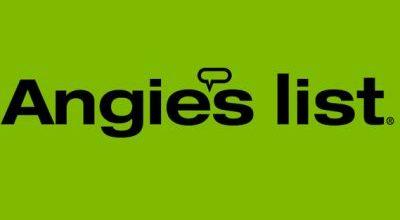 Angie`s List Logo Font