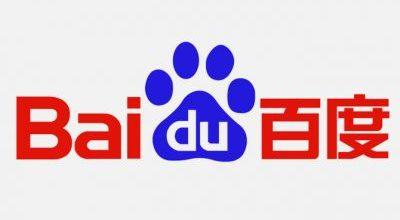 Baidu Logo Font