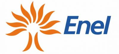 Enel Logo Font