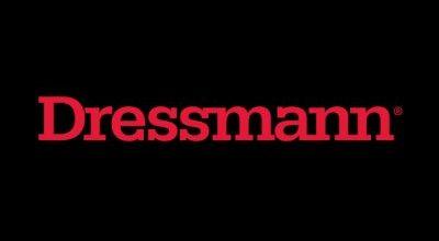 Dressmann Logo Font