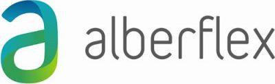 Alberflex Logo Font