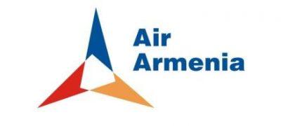 Air Armenia Logo Font